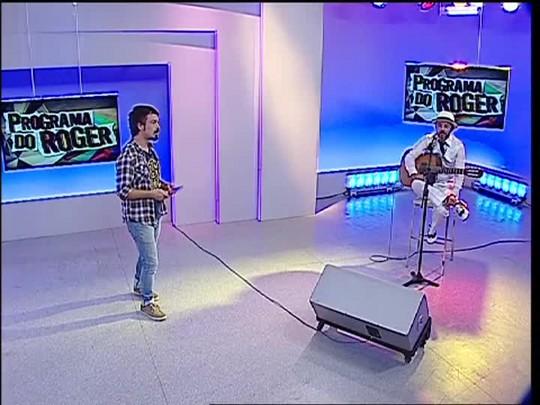 Programa do Roger - Zé do Belo - Bloco 2 - 12/01/15