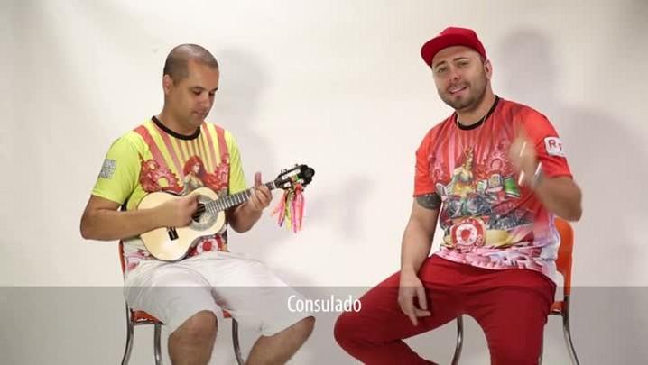Samba-enredo 2015 da Consulado