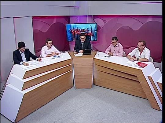 Conversas Cruzadas - Deputados estaduais debatem as finanças do Estado - Bloco 4 - 16/03/15