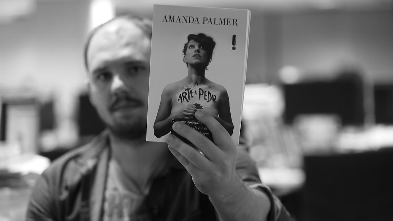 Livros para inspirar: Neil Gaiman e Amanda Palmer