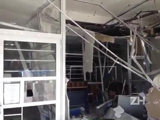 Veja como ficou agência de Minas do Leão após explosão