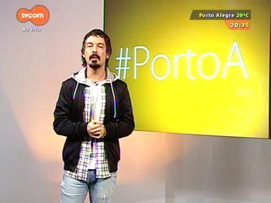 #PortoA - \'Guia de Sobrevivência Gastronômica de Porto Alegre\' traz dica de comida leve e sucos naturais