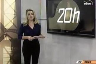 TVCOM 20 Horas - Estados das Pontes Pedro Ivo Campos e Colombo Salles é preocupante e pedaços das passarelas podem cair a qualquer momento - 26.05.15