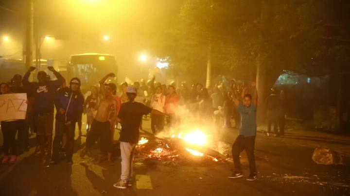 Moradores da Capital protestam por segurança