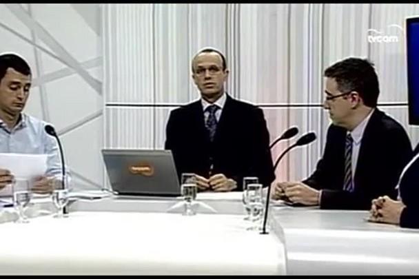 TVCOM Conversas Cruzadas. 4º Bloco. 02.11.15