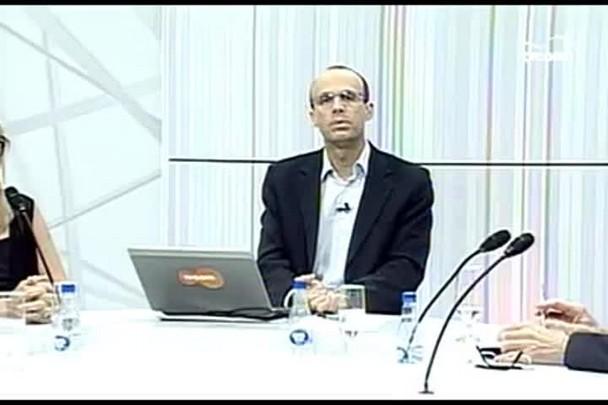 TVCOM Conversas Cruzadas. 3º Bloco. 15.03.16