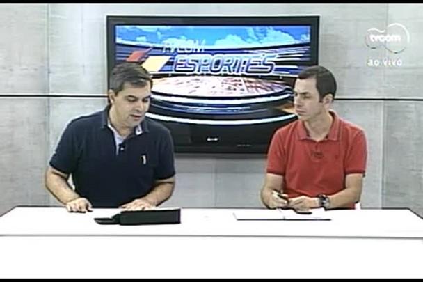 TVCOM Esportes. 2º Bloco. 12.04.16