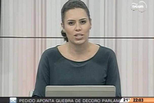 TVCOM Conversas Cruzadas. 1º Bloco. 09.05.16