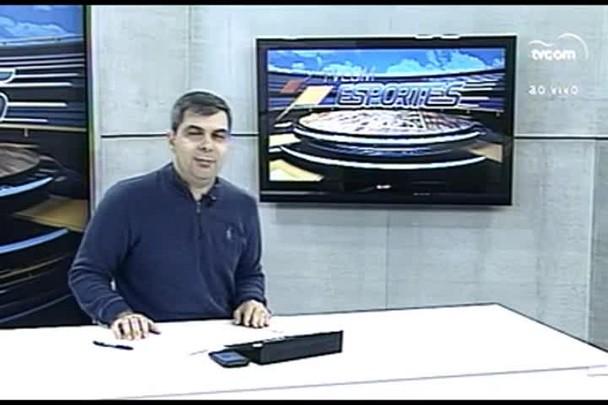 TVCOM Esportes. 2º Bloco. 01.06.16