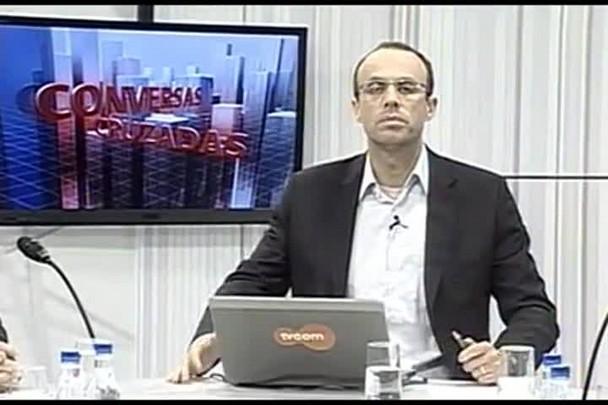 TVCOM Conversas Cruzadas. 4º Bloco. 07.06.16