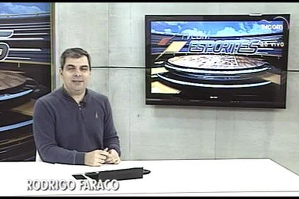 TVCOM Esportes. 1º Bloco. 14.06.16