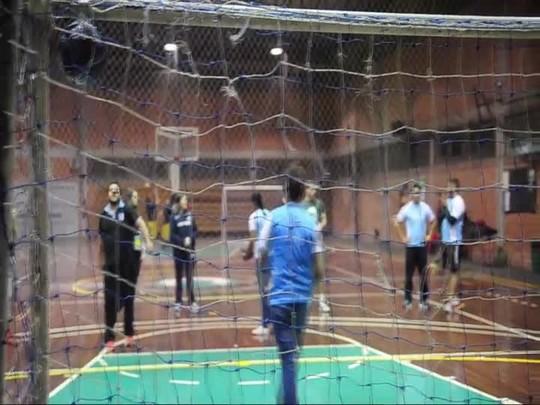 Desafio esportes: Prova 4 - Desafio Handebol