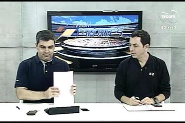 TVCOM Esportes. 1º Bloco. 04.08.16