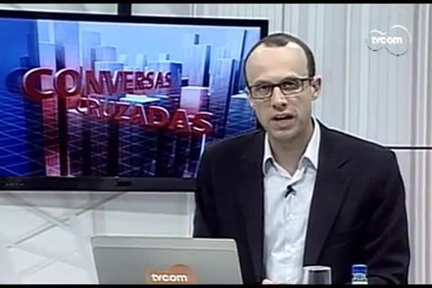 TVCOM Conversas Cruzadas. 2º Bloco. 13.09.16