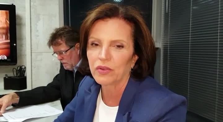 Angela Amin fala da expectativa para a eleição de domingo