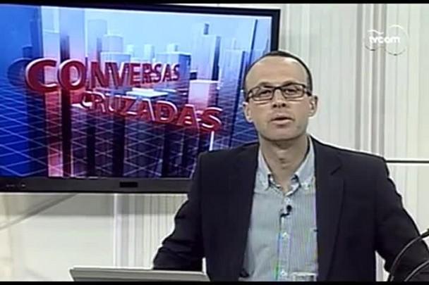 TVCOM Conversas Cruzadas. 4º Bloco. 14.10.16
