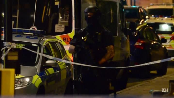 Possível atentado em Londres causa pânico neste sábado