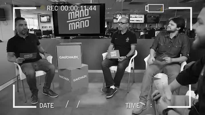 Mano a Mano: Barcelona 2006 x Real Madrid 2017