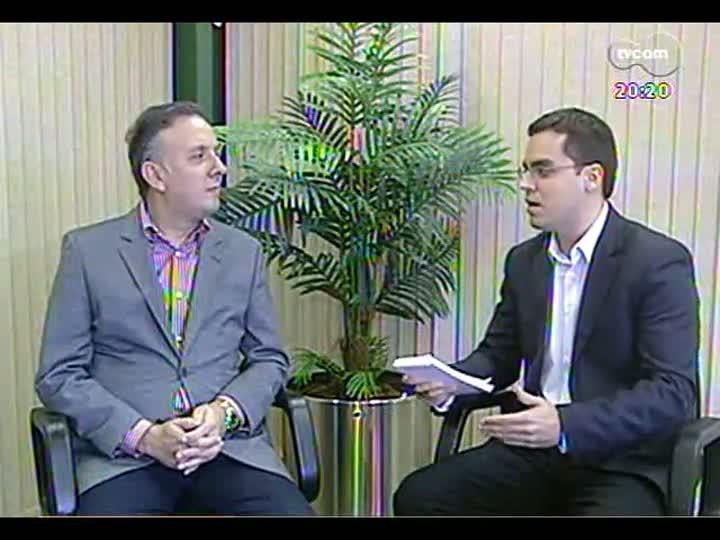 TVCOM 20 Horas - 21/12/12 - Bloco 3 - Entrevista com ministro das Cidades