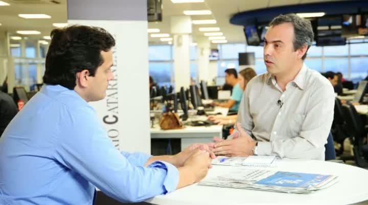 Vereadores eleitos da Capital - Entrevista com Gui Pereira