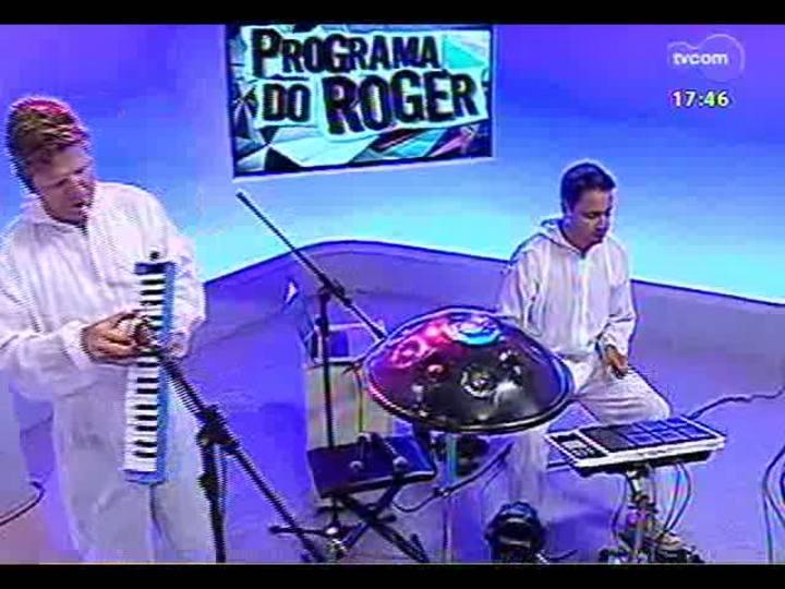 Programa do Roger - Conheça o Projeto CCOMA - bloco 1 - exibido em: 24/01/2013