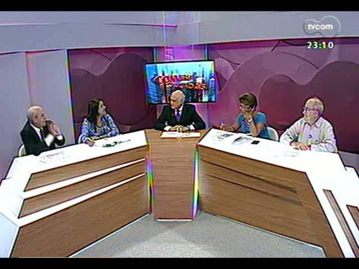 Conversas Cruzadas - Antigos problemas na educação com a volta às aulas - Bloco 4 - 27/02/2013