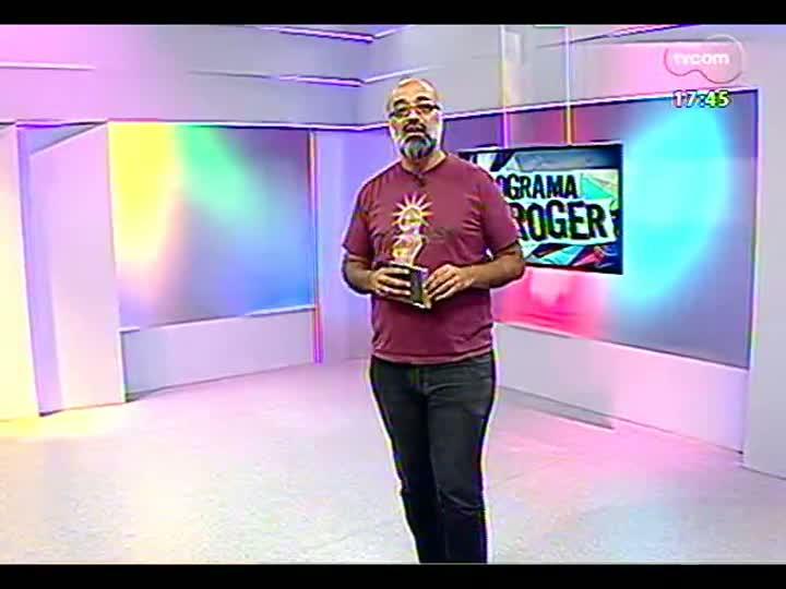 Programa do Roger - Diego Lopes apresenta projeto solo - bloco 1 - 28/02/2013