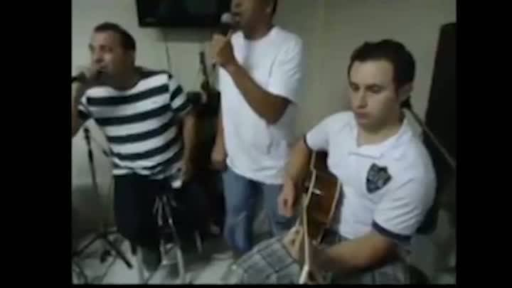 Festa dentro do Complexo da Penitenciária Agrícola de Chapecó