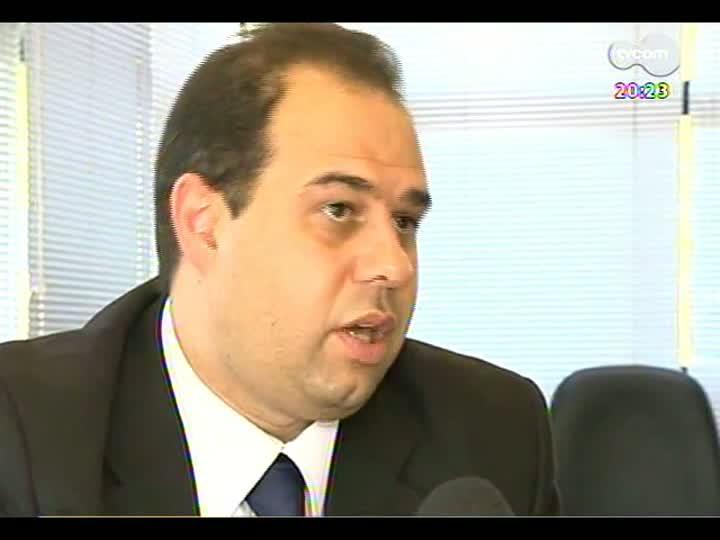 TVCOM 20 Horas - Operação Concutare: Vereador Pedro Ruas fala sobre proposta de CPI na Câmara da Capital - Bloco 3 - 30/04/2013