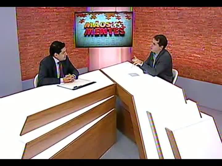 Mãos e Mentes - Diretor regional da IBM, Luís Toledo - Bloco 2 - 09/05/2013