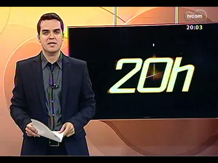 TVCOM 20 Horas - Detalhes sobre o projeto que cria lei nacional para prevenir incêndios - Bloco 1 - 20/05/2013