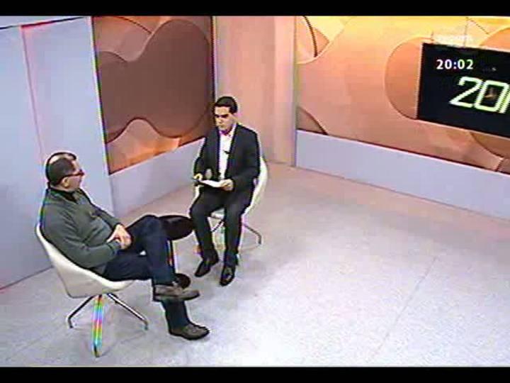 TVCOM 20 Horas - Presidente da Procempa, André Imar Kulczynski, fala da crise na empresa de tecnologia do município - Bloco 1 - 30/05/2013