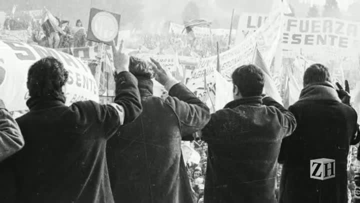 A visão de um gaúcho sobre a batalha de Ezeiza
