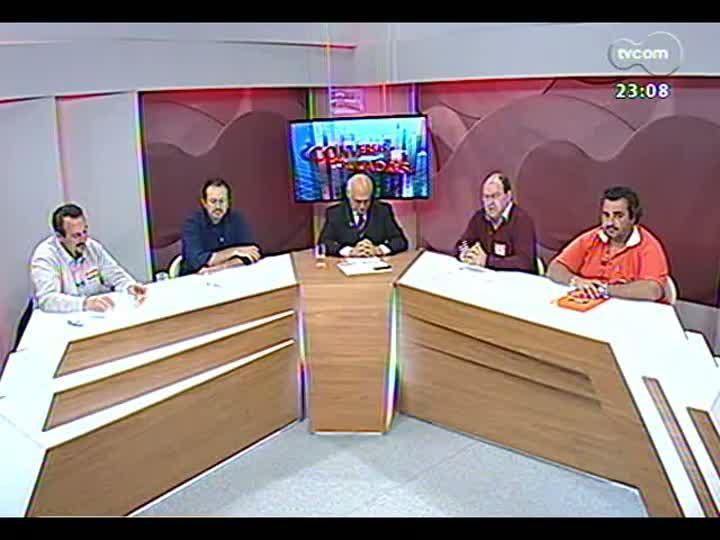 Conversas Cruzadas - Centrais sindicais debatem as reivindicações da greve geral - Bloco 4 - 11/07/2013