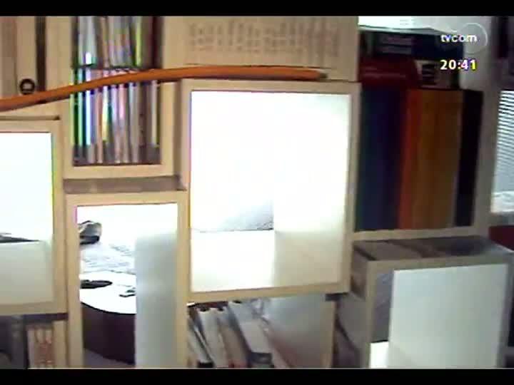 TVCOM Tudo Mais - Como transformar um apartamento de 26 metros quadrados? Confira no quadro \'Tudo+ Casa\'
