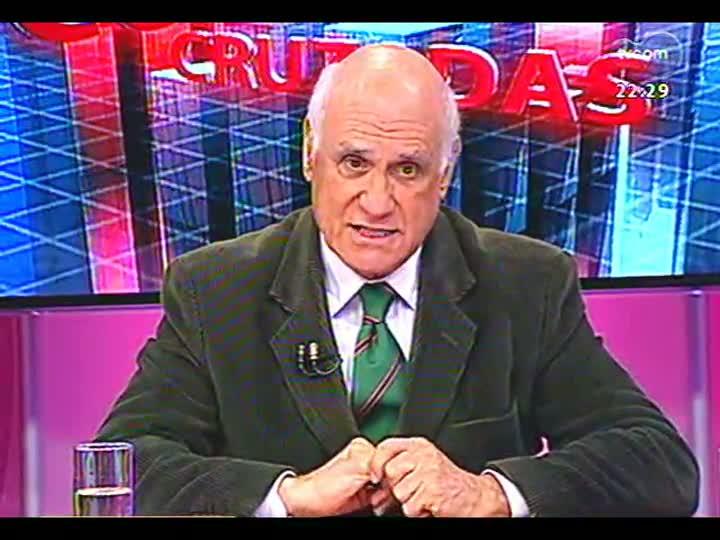 Conversas Cruzadas - Como a crise afeta a popularidade de políticos e partidos? - Bloco 2 - 26/07/2013