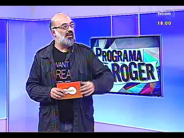 Programa do Roger - Conheça a banda Tropical Lips - bloco 2 - 05/09/2013