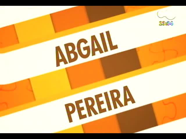 Mãos e Mentes - Secretária de Turismo do RS, Abgail Pereira - Bloco 1 - 09/10/2013
