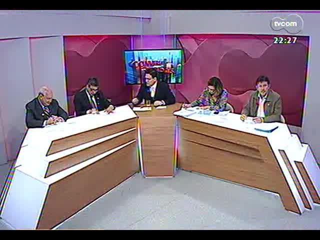 Conversas Cruzadas - Debate sobre o projeto de revitalização da orla do Gauíba - Bloco 2 - 16/10/2013