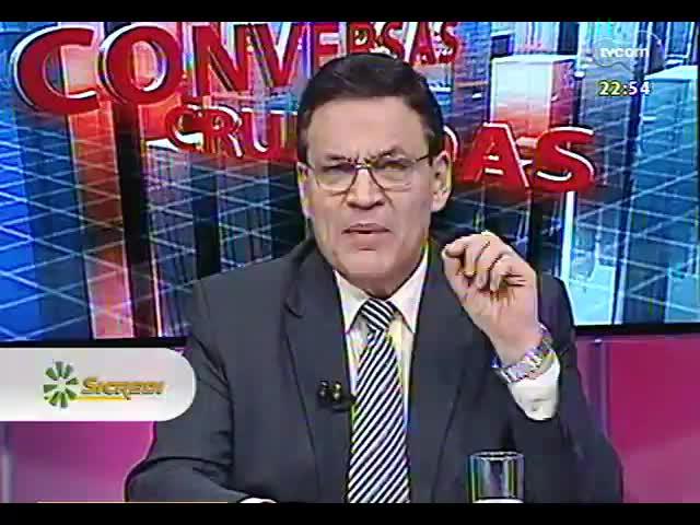 Conversas Cruzadas - Debate sobre o reajuste proposto pelo governo para o salário mínimo regional - Bloco 3 - 19/11/2013