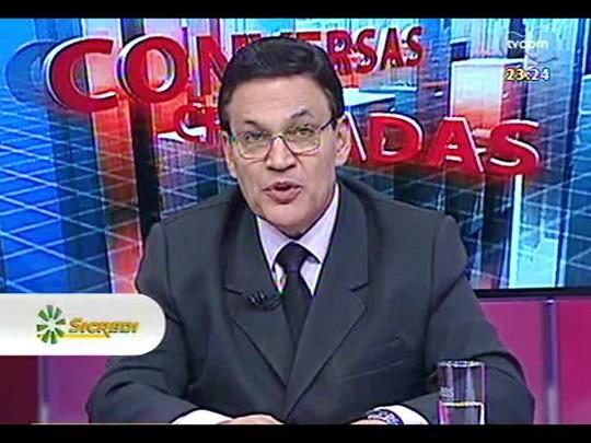 Conversas Cruzadas - Debate sobre governo do Estado e municípios, que divergem sobre repasses financeiros - Bloco 3 - 04/12/2013