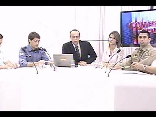 Conversas Cruzadas - 4o bloco - Análise de trânsito - 5/12/2013