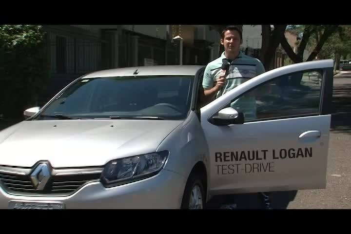 Carros e Motos - Confira o test drive no novo Renault Logan - Bloco 1 - 08/12/2013