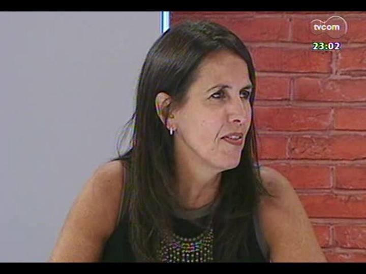 Mãos e Mentes - Escritora, poetisa e colunista Martha Medeiros - Bloco 1 - 08/12/2013
