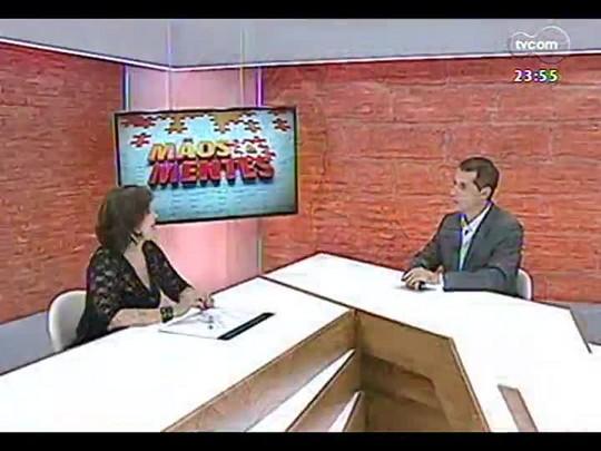 Mãos e Mentes - Professora e pesquisadora de mídia e cultura digital Ivana Bentes - Bloco 3 - 24/01/2014