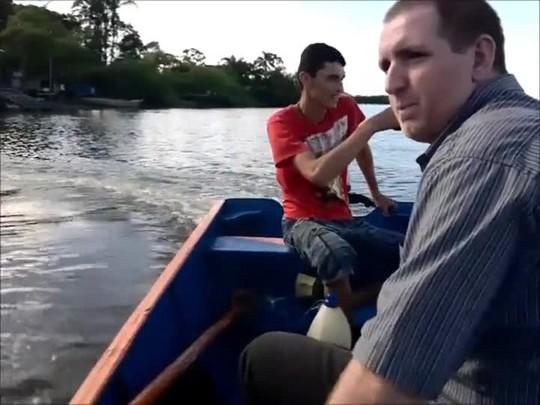 Pescadores encontram ossadas humanas na ilha da Baía da Babitonga