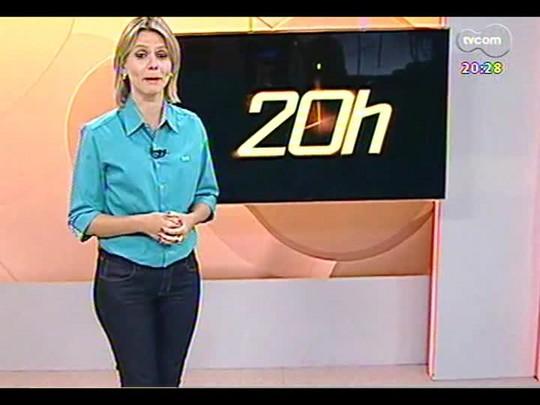 TVCOM 20 Horas - Mil cheques de advogado de Passo Fundo são encontrados pela polícia - Bloco 3 - 05/02/2014