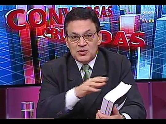Conversas Cruzadas - Debate sobre a democracia brasileira - Bloco 3 - 21/04/2014