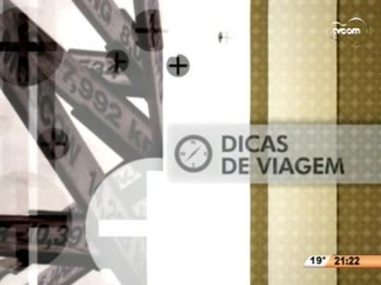 TVCOM Tudo+ - Dica de viagem - 16.07.14