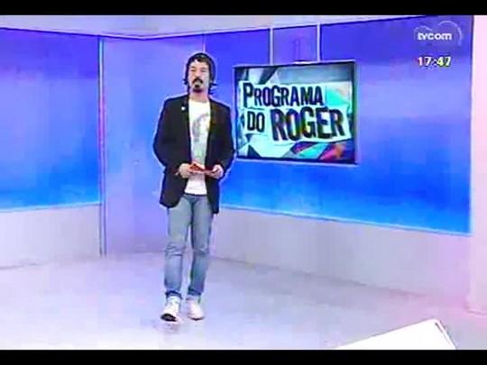 Programa do Roger - Antonio Villeroy, músico - Bloco 1 - 11/08/2014